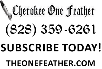 Cherokee One Feather