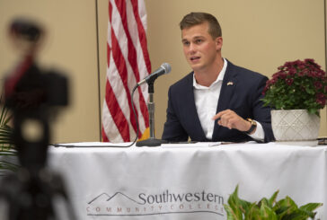 SCC debate series shifts from national campaign to local issues