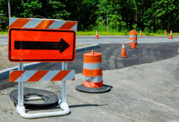 New Detour Opens in Dillsboro