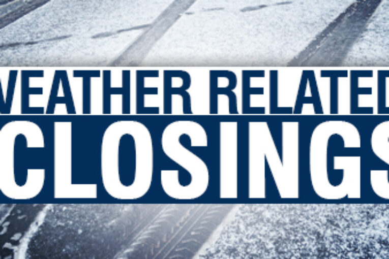 Closings & Delays for February 2nd 2021