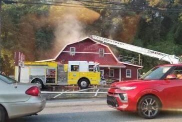 Thursday Evening Grease Fire at Local Restaurant