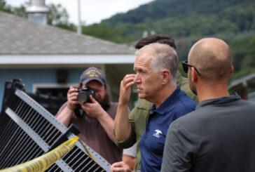 Governor Cooper & Senator Tillis visit Haywood