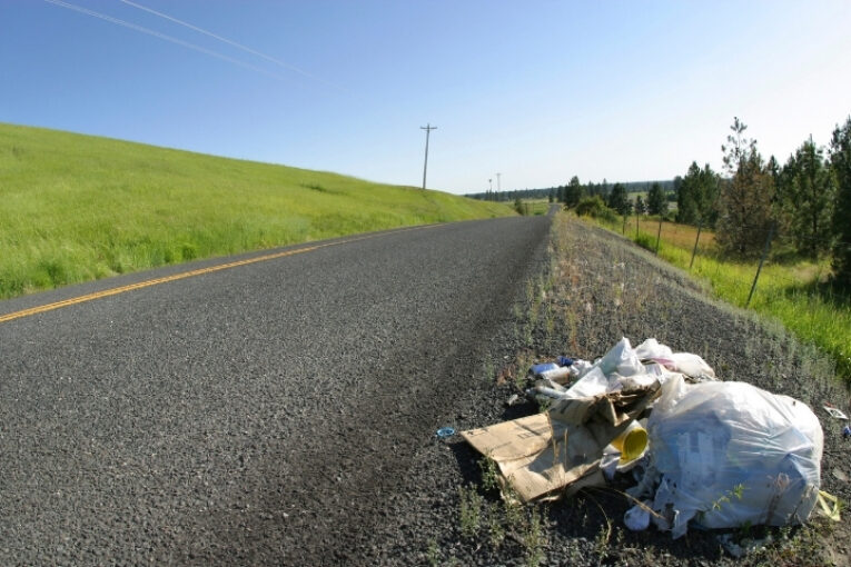 NCDOT Sets New Yearly Litter Collection Record